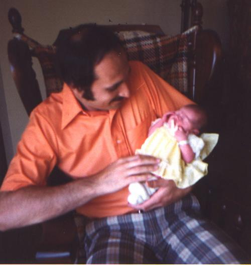 1975:: Me, Dad, and Fashion