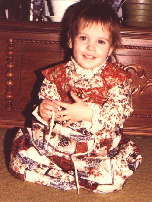 1977:: Hippie chic (pre-Laura)