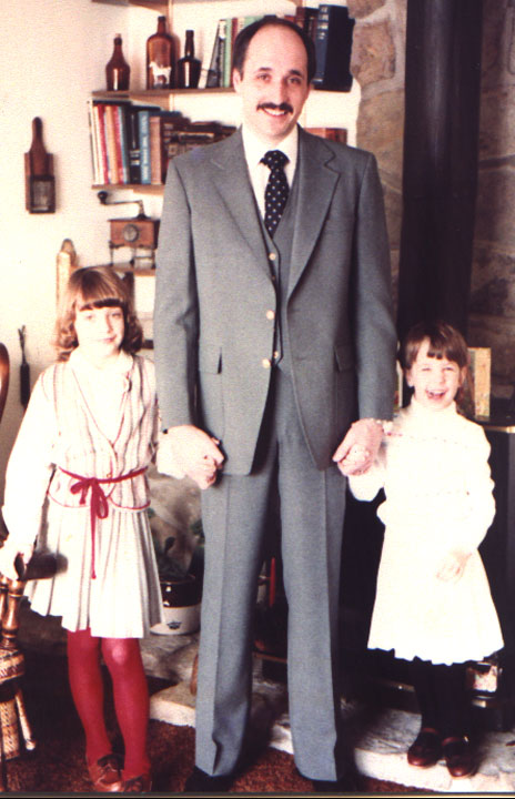 1983:: Three ridiculous humans