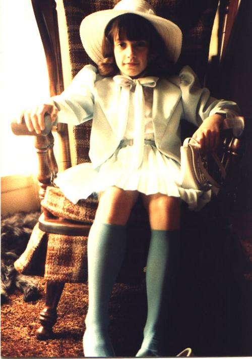 1985: The Easter Dress Chronicles