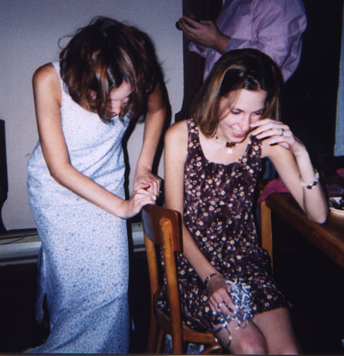 1999:: Giggling Sisters