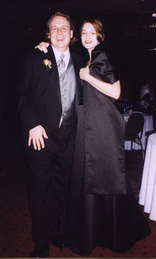 2001:: Eriks gets hitched